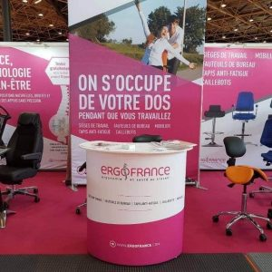 Ergofrance au salon Preventica