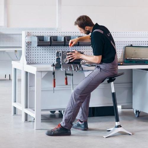 Zoom sur l'aide à la posture ergonomique