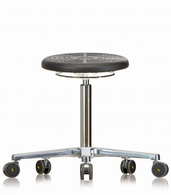 Tabouret version conductrice ESD - WS 3020 PU ESD