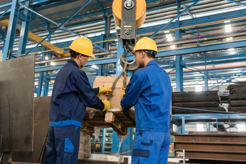 Manutention manuelle et mécanique